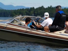 Boaters on Lake Winnipesaukee tend to prefer higher lake levels as it makes the lake more navigable.