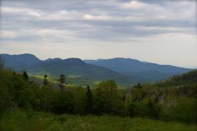 Kancamagus Scenic Byway, Saco Valley Overlook