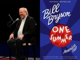 Bill Bryson Photo by David J. Murray, ClearEyePhoto.com