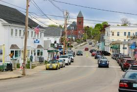Wolfeboro, where a police commissioner was recently pressured to resign after making racist comments