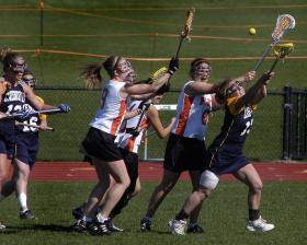 Cazenovia Women's Lacrosse vs. RIT