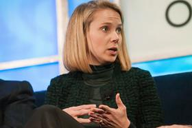 Yahoo CEO Marissa Mayer is among the country's top female CEOs.