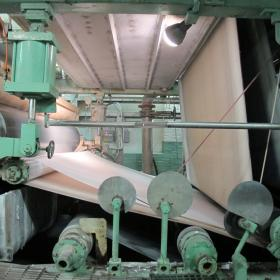 Although MPM produces advanced products, like many in the paper- making industry, it maintains some traditional production methods.