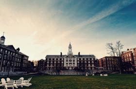 Harvard gives high school students a chance to spend a summer on the picturesque campus