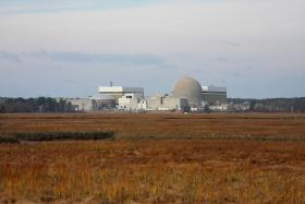 Seabrook Station Nuclear Power Plant. Our 18 miles of coastline could have been famous.