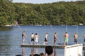 Camp Wanocksett in Dublin is run by the Nashua Valley Council of the Boy Scouts of America