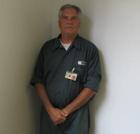 Inmate Eric Grant, who sits on an Inmate Communication Committee, says occasionally Correctional Officers fall asleep on the job.