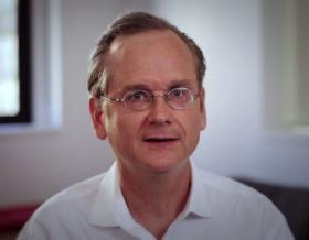Larry Lessig, founder of Mayday PAC