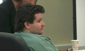Convicted murderer Seth Mazzaglia listens as his lawyers argue his case to skip sentencing.