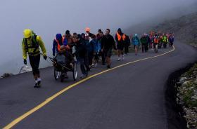 Team Jeff's 2013 Mount Washington ascent
