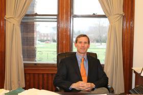 Mark Cronin, Interim Dean at St. Anselm College