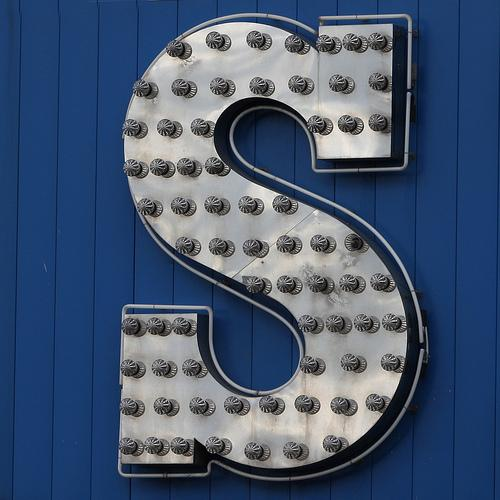 S is for Saturday!