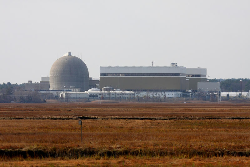 Seabrook Nuclear Plant