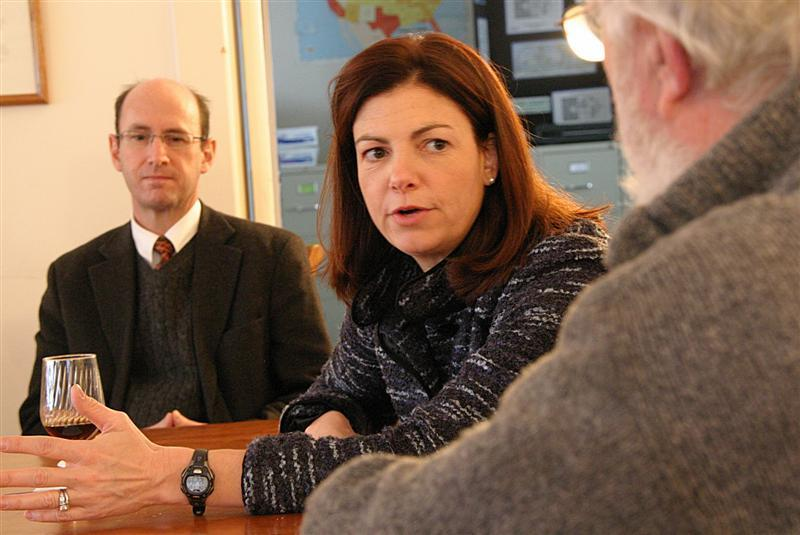 Sen. Kelly Ayotte has walked a delicate line in her relationship with Republican presidential nominee Donald Trump during her reelection bid.