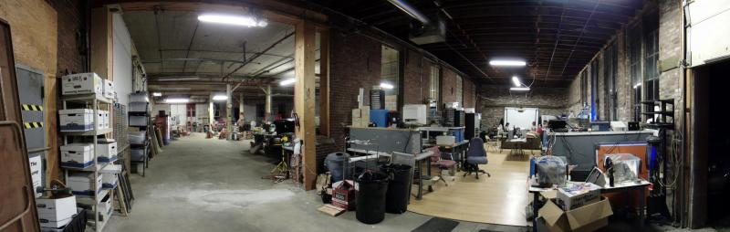 MakeIt Labs in Nashua.