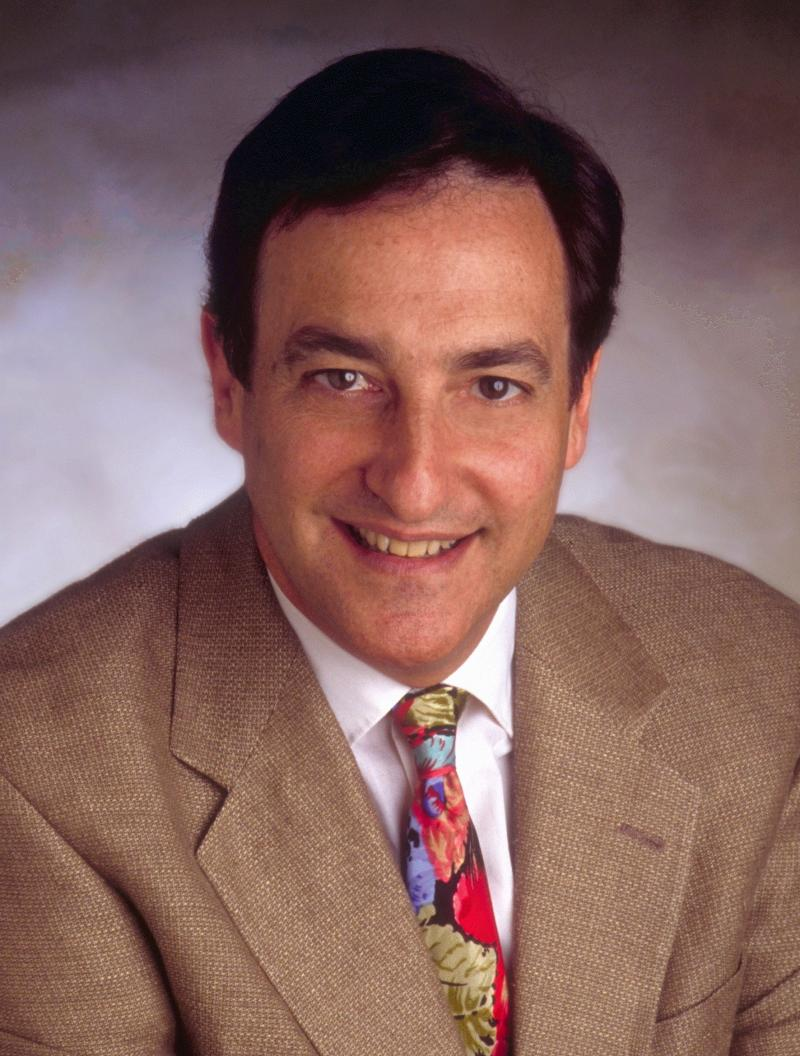 Ira Flatow, host of Science Friday