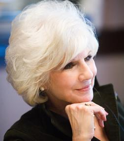 Diane Rehm of the Diane Rehm show.