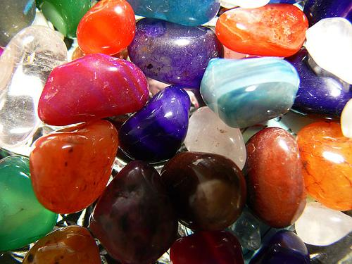 Precious stones, minerals and fossils were available for purchase or trade at the 42nd Annual Gilsum Rock Swap and Mineral Show.
