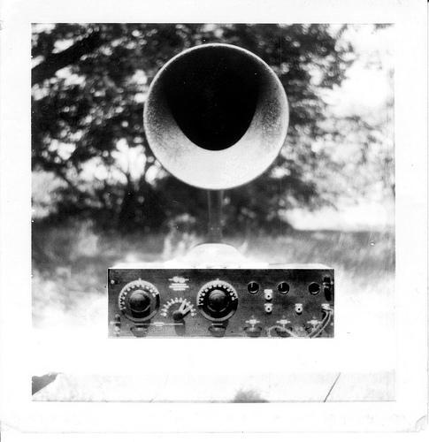 Buy and sell ancient radio paraphernalia at the New England Antique Radio Club Swap Meet.