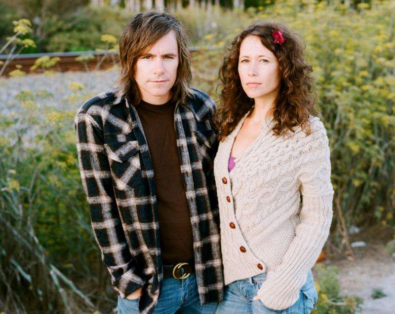 Sarah Lee Guthrie and Johnny
