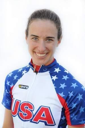 Lea Davison / Cycling,  Jericho, Vermont