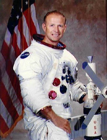 NASA-Astronaut Gerald Paul Carr