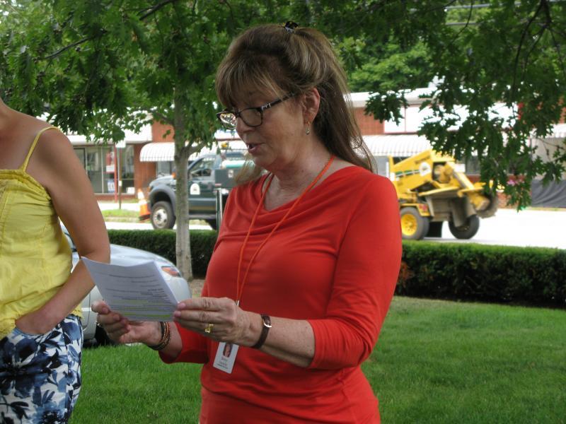 NHPR President & CEO Betsy Gardella