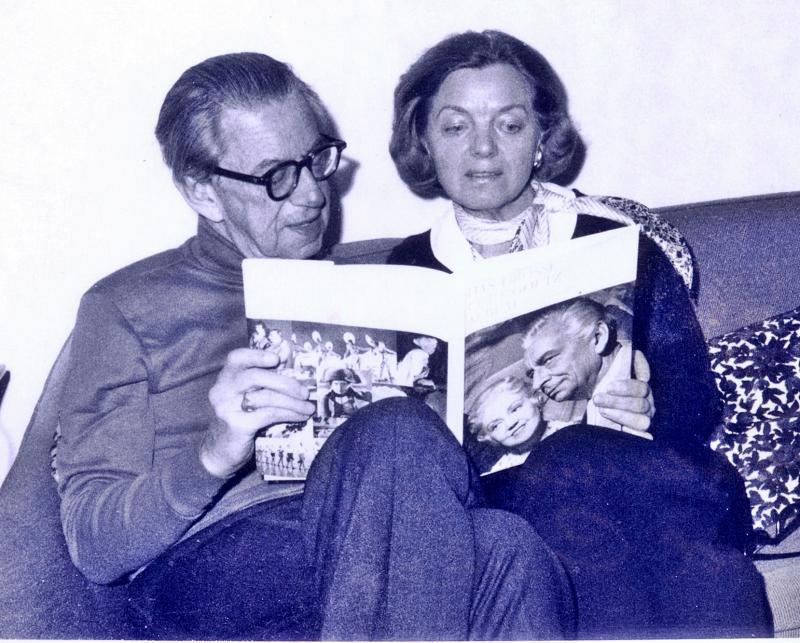 Fritz and Eleonore Kramer