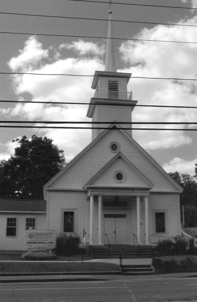 North Enfield Universalist Meeting House