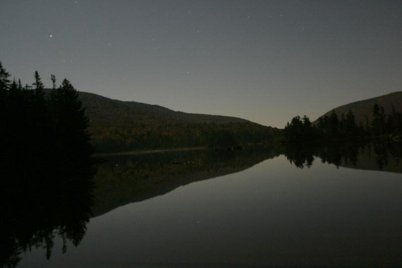 Long Pond in the White Mountain National Forest. Photo by Chris Jensen for NHPR