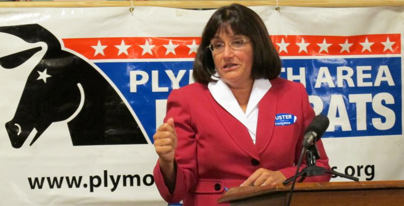 Ann McLane Kuster leads Bass in the latest Granite State Poll by a few points