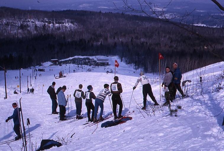 Veteran's Memorial Ski Area, 1960s
