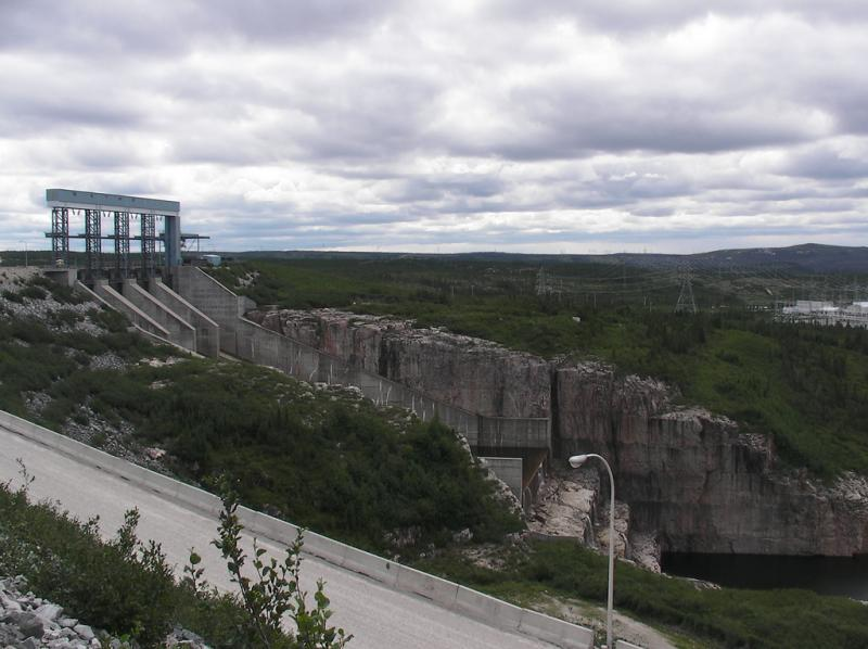 Hydro-Quebec generates a massive amount of electricity using hydro-power: 33,000 megawatts, which is more than the record peak of New England's electric demand. But the impacts from those dams are massive as well.