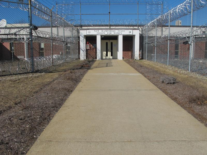 The Goffstown Women's Prison was originally built as a Hillsboro county jail.