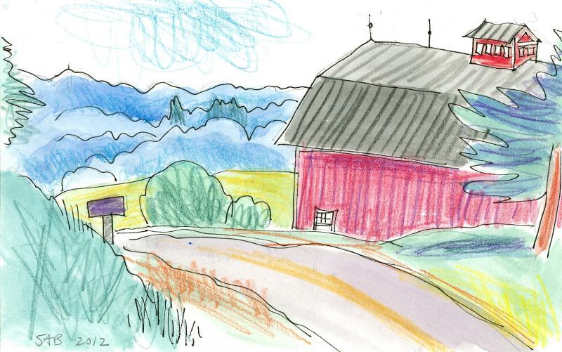 Lyman barn