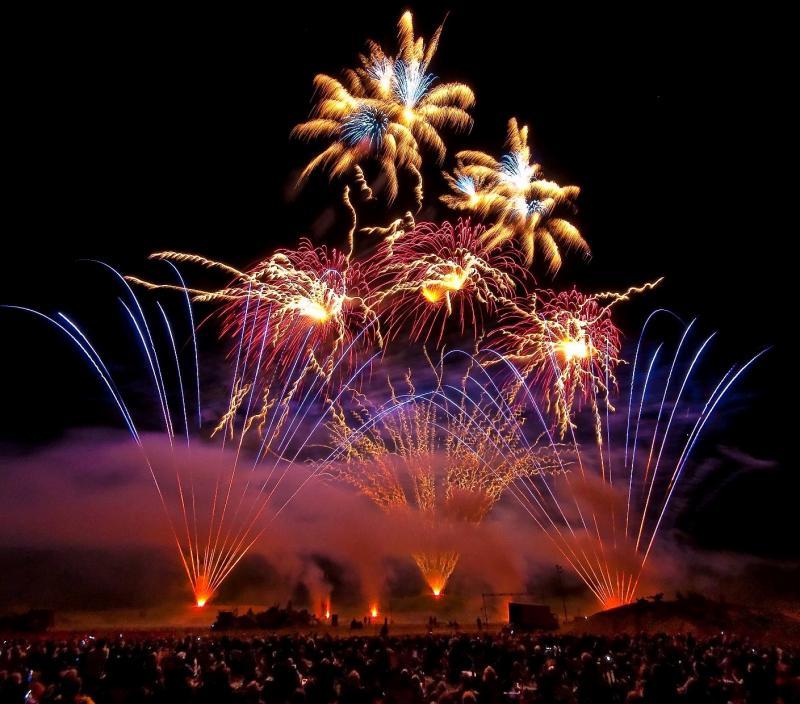 Jaffrey Festival of Fireworks