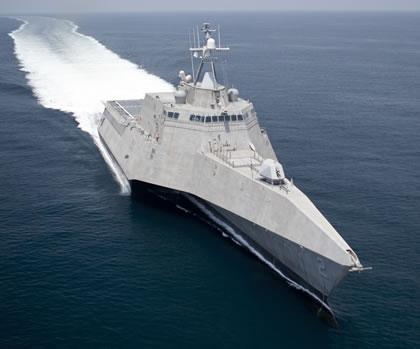 General Dynamic's variant of the LCS