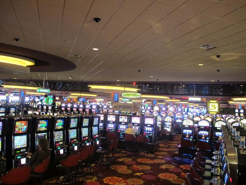 The Meadows Casino and Racetrack is owned by Millenium Gaming, who own an option to build at Rockingham Park.