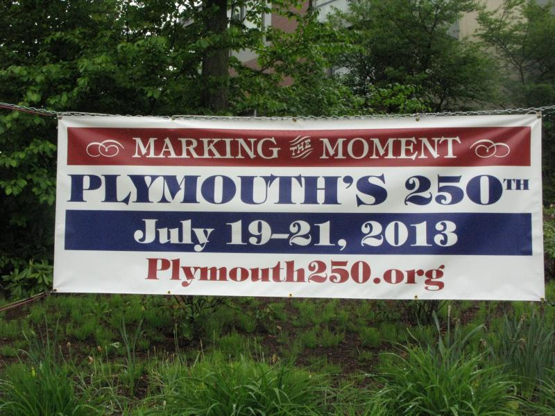 Plymouth prepares to celebrate its 250th!