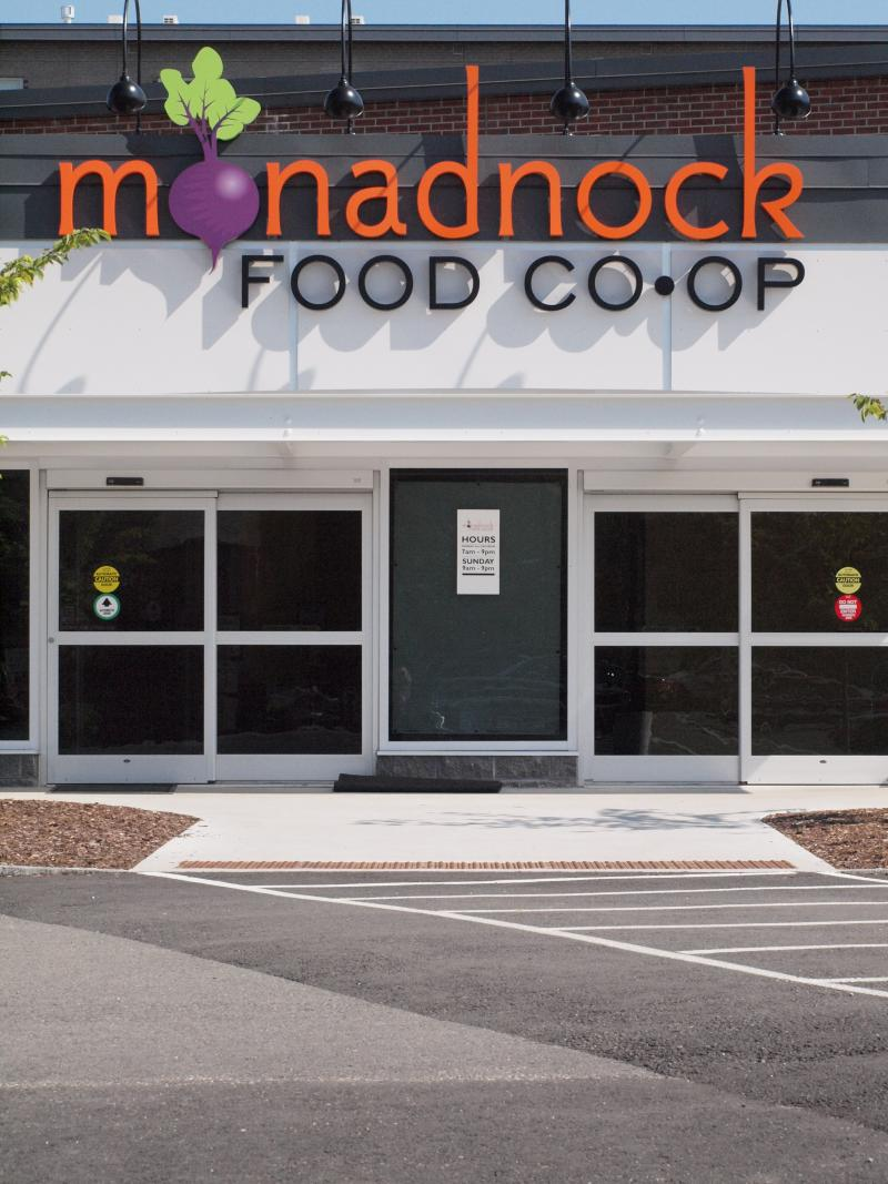 The Monadnock Food Co-op store located at 34 Cypress Street opened April 3 in Keene.