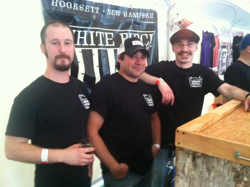 White Birch Brewery is hosting the third-annual Southern New Hampshire Brewery Festival in Hooksett.