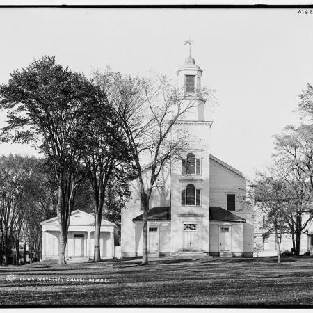 Dartmouth College Church [i.e. Church of Christ], Hanover, NH