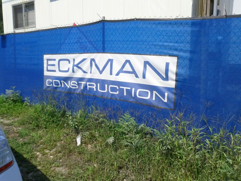 N.H. based Eckman Construction won the bid to build the center.