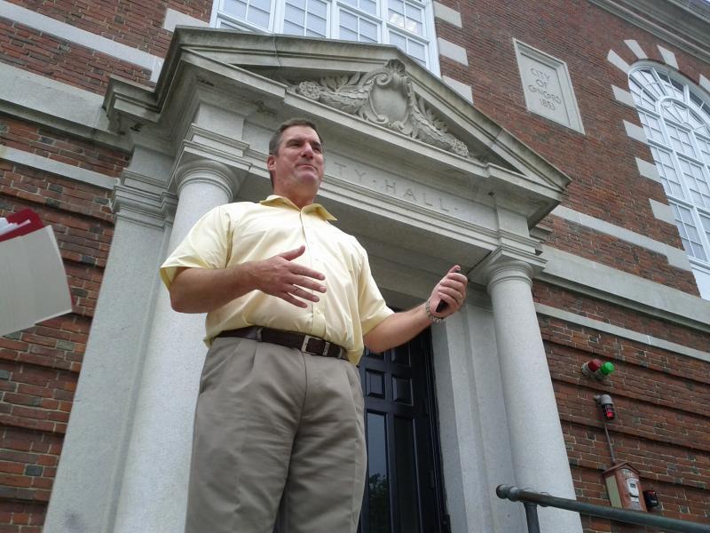 State Senator Andy Sanborn.