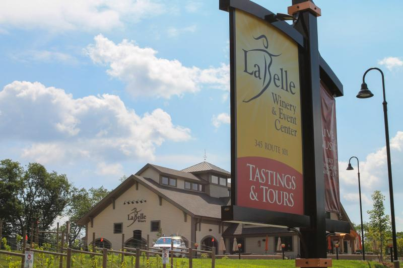 LaBelle Winery in Amherst.