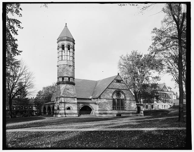 Rollins Chapel, Dartmouth College, Hanover, N.H.