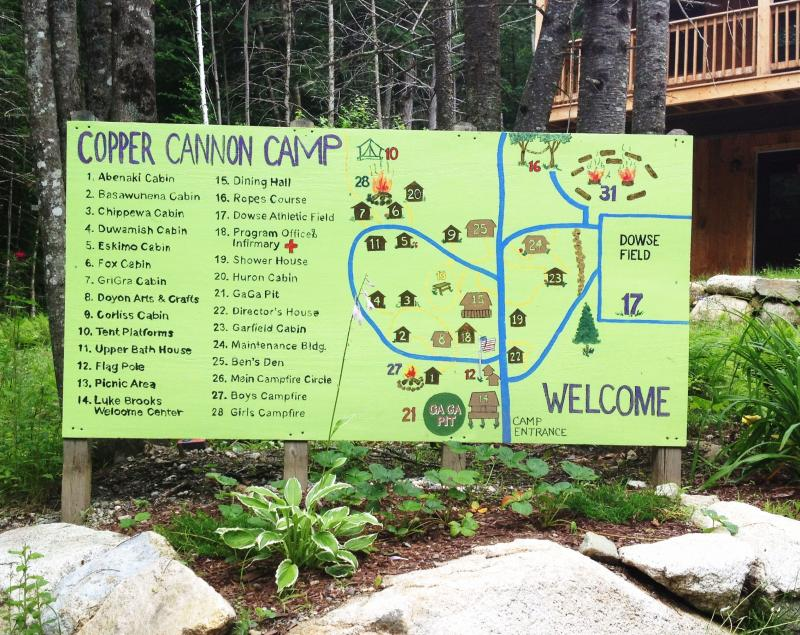 The Camp Map