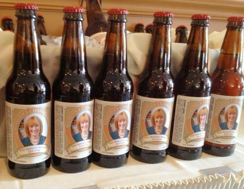 """The Maggie Hassan Edition"" Ale"