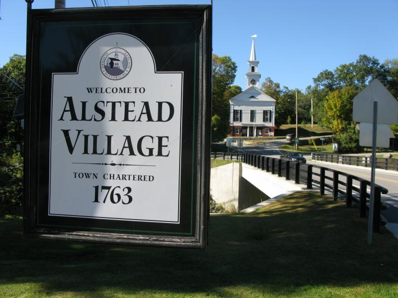 Welcome to Alstead Village