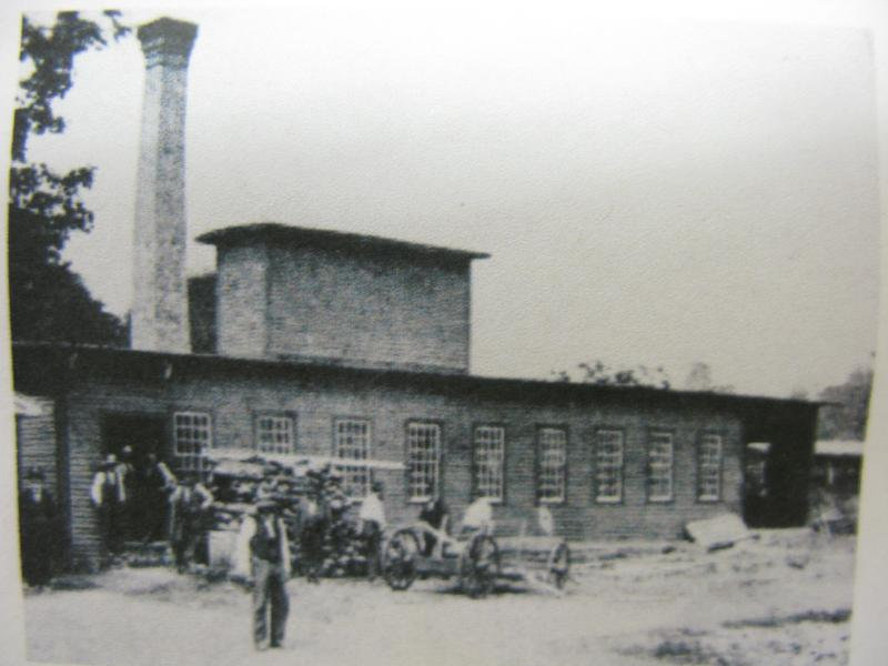 Archive photo of the Papermill in Alstead, the 2nd oldest in the state